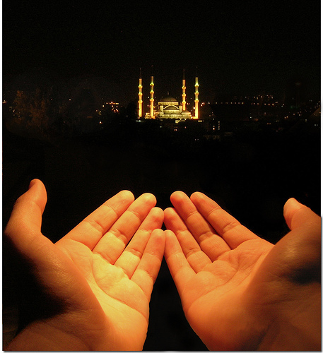 Making Dua to Allah (SWT) – The Muslim Voice