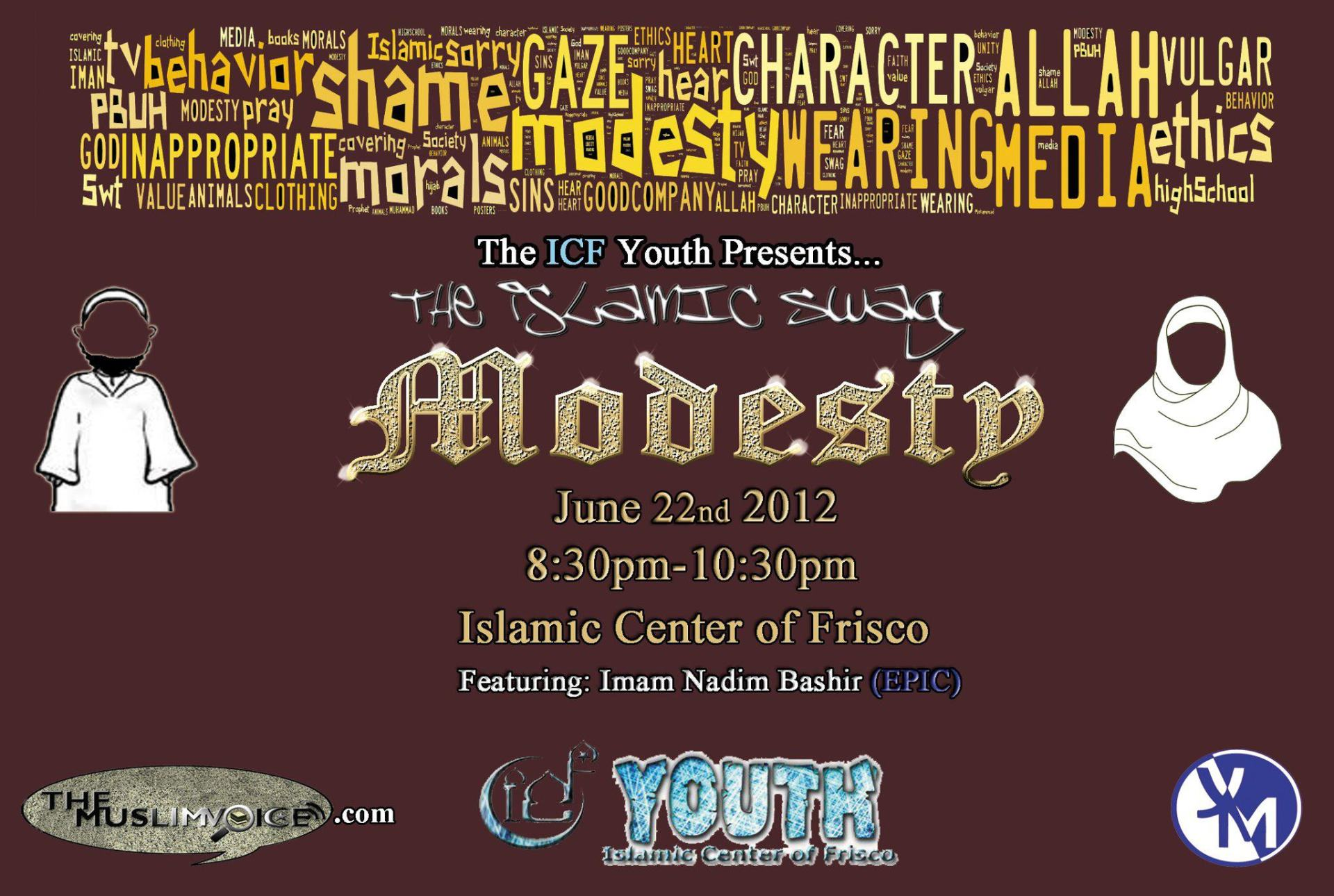 Modesty-The Islamic Swag