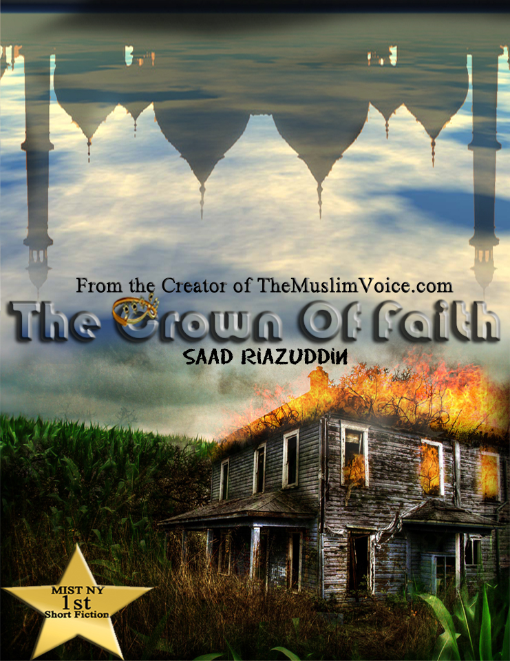 the crown of faith Cover