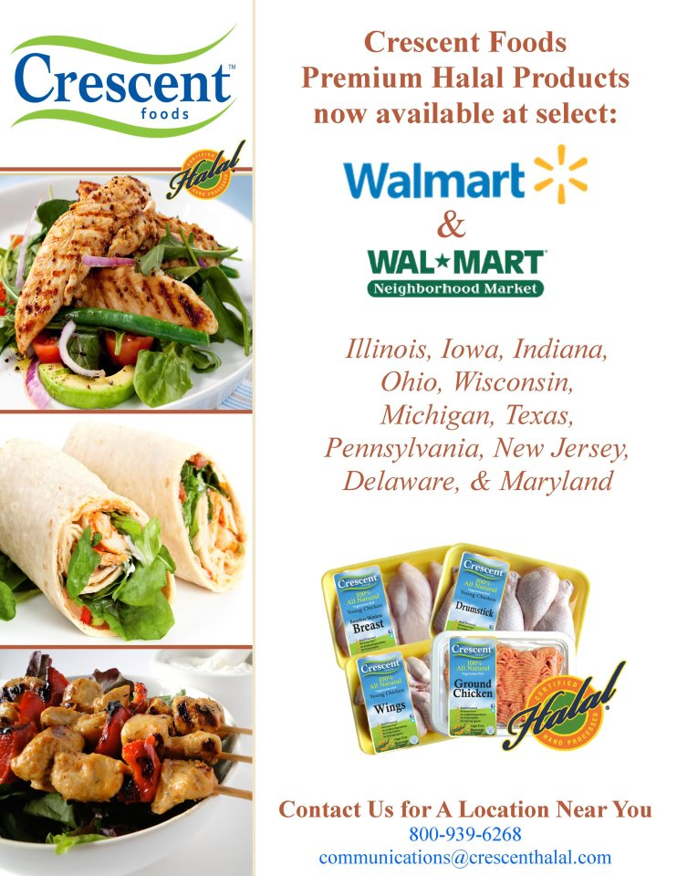 Halal Products Now At Walmart The Muslim Voice